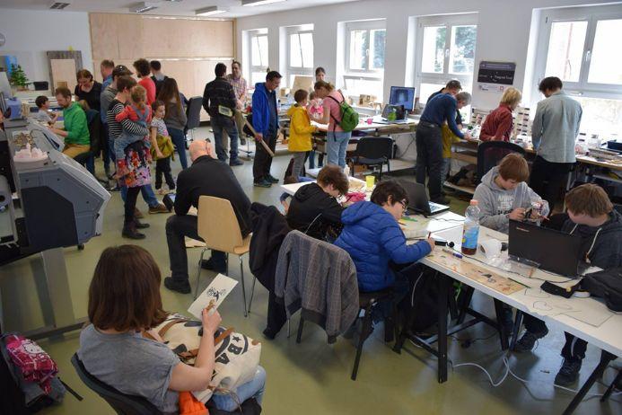 1. ábra: Alkotóműhely Magyarországon