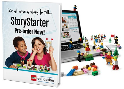 1. ábra: LEGO StoryStarter