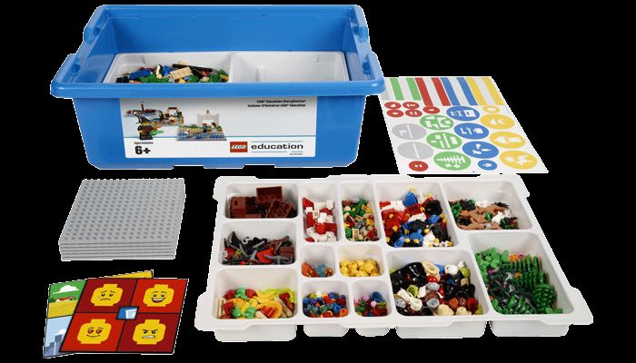 3. ábra: LEGO StoryStarter csomag