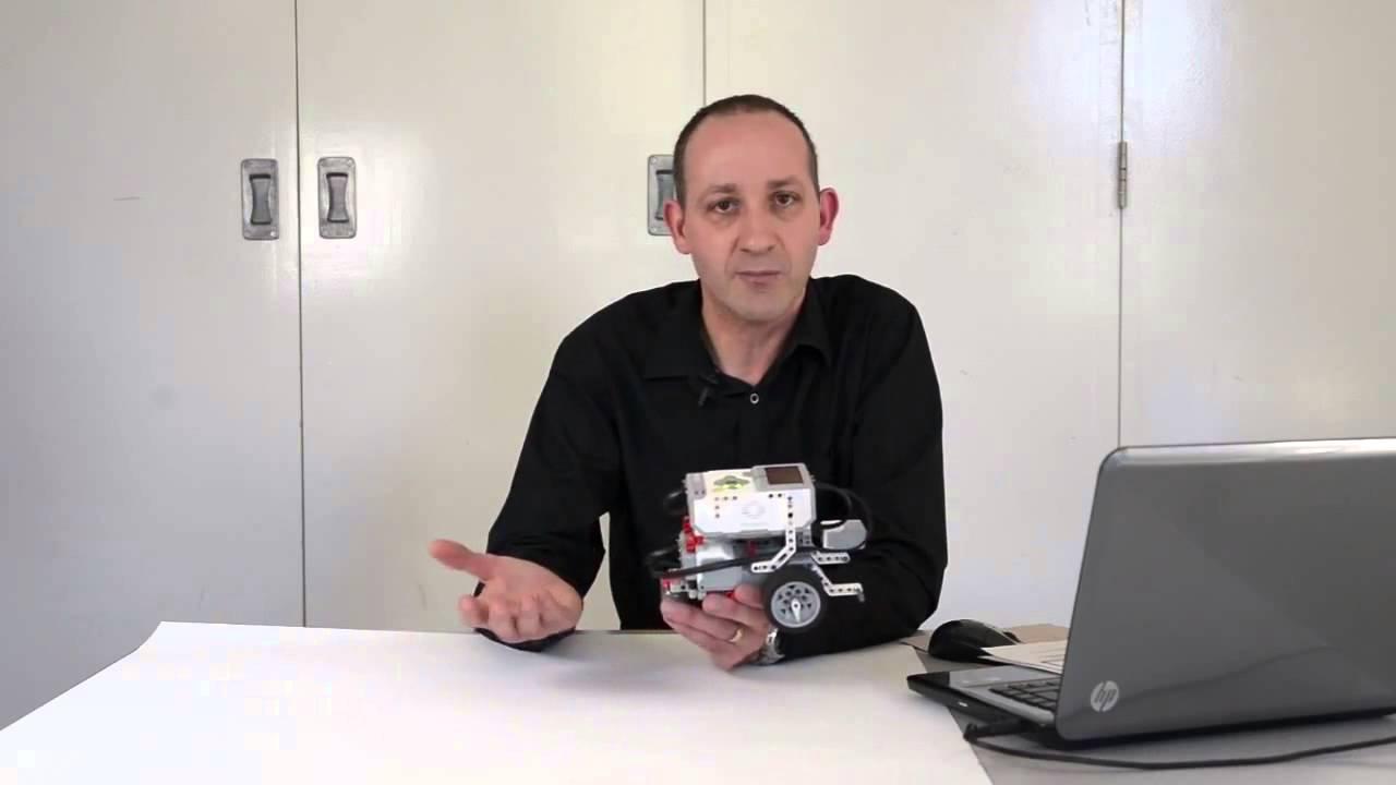 LEGO Education EV3 – számítástechnika kezdőknek