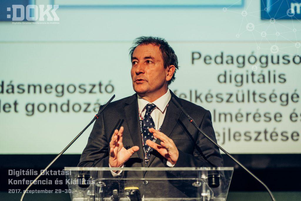 Brassói Sándor köznevelési elnökhelyettes – Oktatási Hivatal