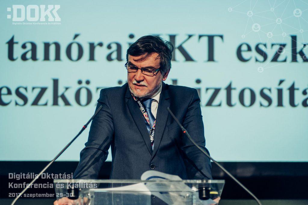 Kotán Attila gazdasági elnökhelyettes – Klebelsberg Központ
