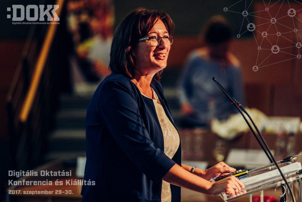 Magyar Zita szakmai főigazgató-helyettes – Nemzeti Szakképzési és Felnőttképzési Hivatal