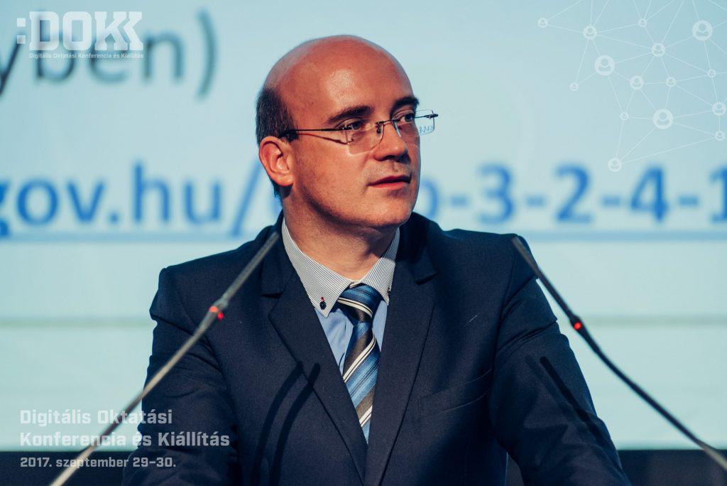 Maruzsa Zoltán köznevelésért felelős helyettes államtitkár – Emberi Erőforrások Minisztériuma