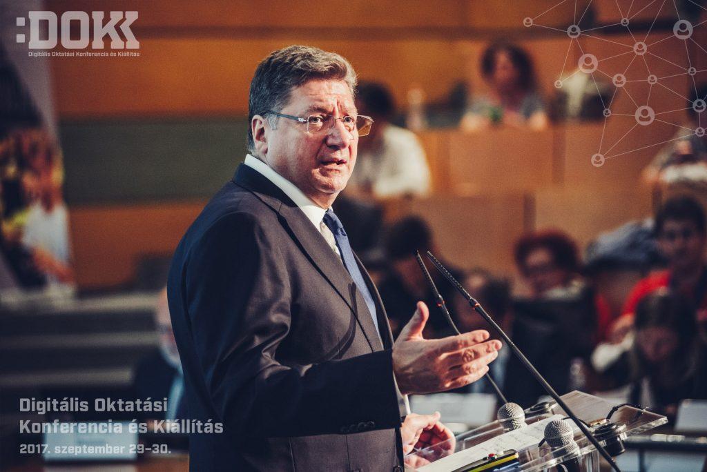 Dr. Parragh László elnök – Magyar Kereskedelmi és Iparkamara