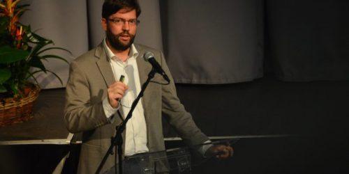 Horváth Ádám, a DPMK szakmai vezetője