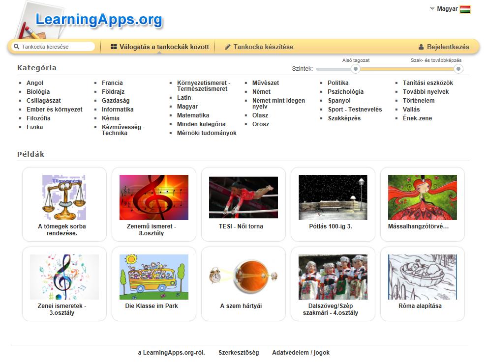 Képtalálatok a következőre: learningapps