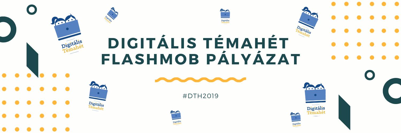 Digitális Témahét flashmob pályázat
